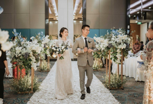 Wedding of Eka & Pamela by Etre Atelier