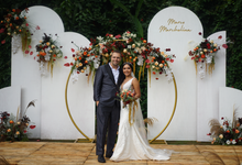 Wedding of Marco & Marchelina  by Etre Atelier