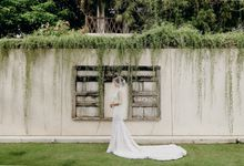 Bohemian Inspired Wedding in Bali by Nagisa Bali