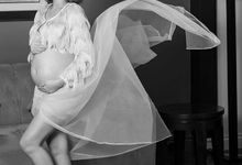 Maternity Shoot - FAITH by Gale Dy Make Up Artistry