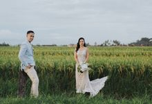 Michael & Medy Wedding by Nagisa Bali