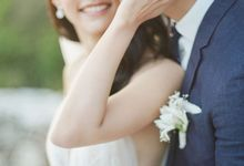 Simple But Significant - The Wedding of Eugene and Christine by Donny Wu by Axioo