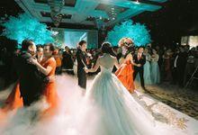 Michael and Delicia at Grand Ballroom by Grand Hyatt Jakarta