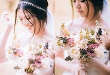 Utterly Dreamy by Everitt Weddings
