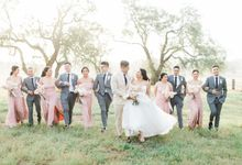 A Bright and Beautiful Spring Wedding in Australia by Foreveryday Photography