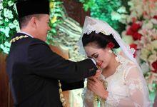 Maria + Thoyib Wedding Day @Adhiwangsa Hotel by Muliafoto