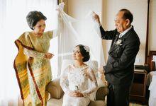 The Wedding of Ekklesia & Viktor by WYMM Organizer