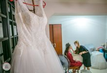 AD Wedding Evan + JL by  Inspire Workz Studio