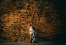 Evelyn & Herman Melbourne Pre-wedding by Feztography