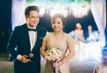 Wedding of Evelin and Kenji by Le Clemmie by Amelia