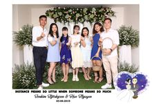 Joakim & Hue Wedding by Printaphy Photobooth Ho Chi Minh Sai Gon Vietnam by Printaphy Photobooth Vietnam