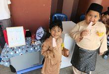 Malay Wedding by Hadia Monaka Ice Cream