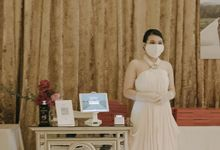 The Wedding of Kevin & Cathering - Hotel Mulia 12.12.20 by Eventco - Digital Guest Management Platform