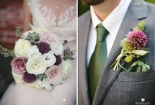 Bouquets & Boutonnieres by Mobtown Florals