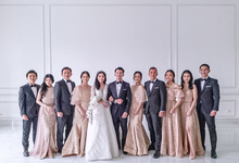 The Wedding of Ivan & Vania by Evi Wang Couture