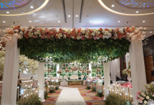 Garden Concept Wedding by Skenoo Hall Emporium Pluit by IKK Wedding