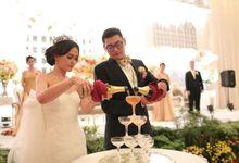 Wedding Yoppie & Yenny by Gorgeous Bridal Jakarta