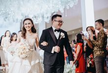 DoubleTree - Edo & Vera by Maestro Wedding Organizer