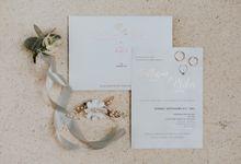 Erika & William   Wedding by Valerian Photo