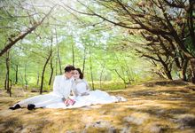 Prewedding Riki & Hanney by Cafella Photography