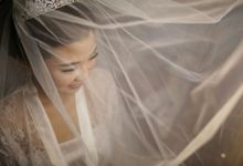 ANTHONY & NATASHA WEDDING by Adeline Makeup