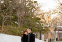 Prewedding Winter Japan - Marco & Ivonne by Excelsis Photo