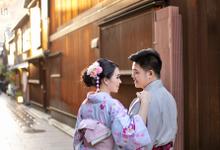 Prewedding Japan Hansen & Lidia by Excelsis Photo