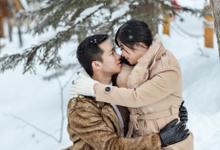 Prewedding Winter Japan - Ferry & Yani by Excelsis Photo