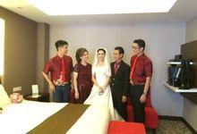 The Wedding EDY & VERN, 5 Juni 2016 by Luve WO