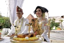 Culture & Internasional wedding day Dhea Rivansyah by HR Team Wedding Group