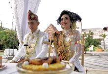 Dhea Rivansyah Rumah Sarwono by HR Team Wedding Group