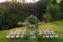 Wedding at Abing Terrace by Sthala, A Tribute Portfolio Ubud Bali by Marriott International