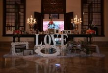 marsel and yanty wedding by Kreativ Things Wedding Planner & Organizer