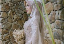 Akad Nikah Ayu & Iyan by Azila Villa