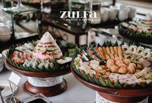 Citra Ciki & Rezky Adhitya - Akad  - Mason Pine Hotel - 1 December 2019 by Zulfa Catering