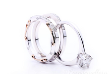 'Lock-It' Collection For Engagement Rings by Ling Jewellery