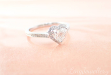 Solitaire Diamond Rings by Ling Jewellery