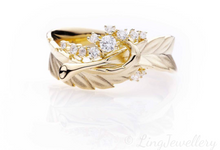 Customised Wedding Bands by Ling Jewellery