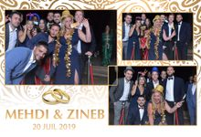 Wedding Mehdi & Zineb by Selfie Box