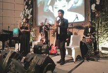 The Wedding of Irma & Yuza at Fairmont by La Oficio Entertainment