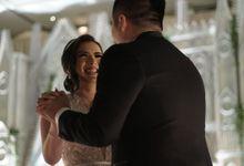 The Wedding of Cindy & Kris at Fairmont by La Oficio Entertainment