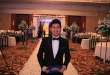 MC Wedding Sun city Jakarta - Anthony Stevven by Anthony Stevven