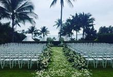 Jacqueline & Max at Samujana by Samui Weddings and Events