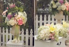 MARBELLA - CINDY & ADNAN by Organdi Decor