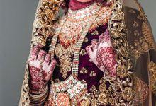 The Wedding of Hani & Jihad by Diamond Weddings