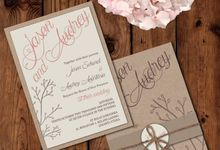 Rustic in Soft Pink by Jolly's Little Dreams