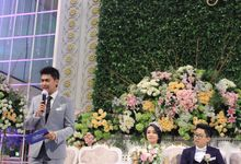 MC Wedding Central Tomang Restaurant Jakarta - MC Anthony Stevven by Anthony Stevven