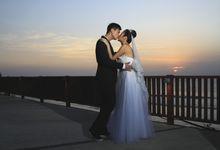 Wedding of Bo Ki & Man Hang on 08 June 2014 by The Organiser Bali