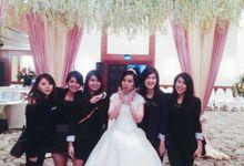 The Wedding Eddy & Paska, 18 October 2014 by Red Hat Organizer