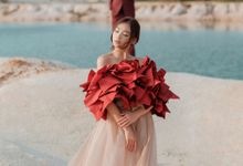 Prewedding at Bintan (Kim & Cindy) by Luciole Photography